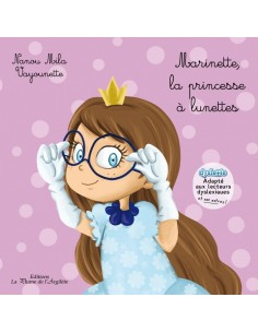 Livre Marinette, la...