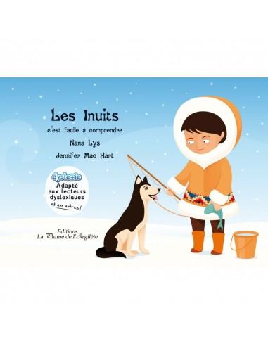 Livre Les Inuits, c'est facile à...