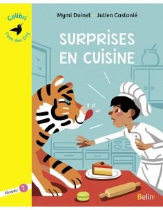 Livre Surprises en Cuisine-...