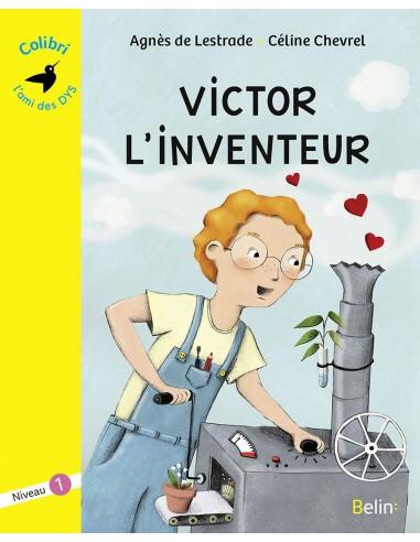 Livre Victor l'inventeur- Niveau 1