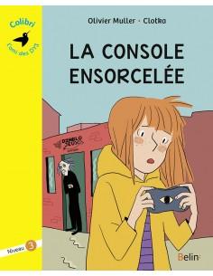 Livre La console ensorcelée...
