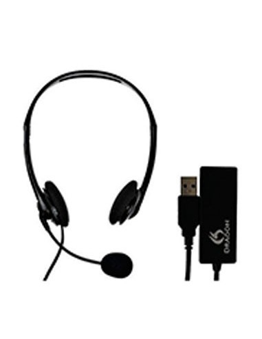 Micro-casque USB standard