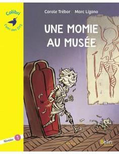 Une momie au musée -Niveau 1