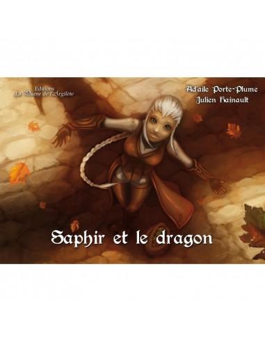 Saphir et le dragon