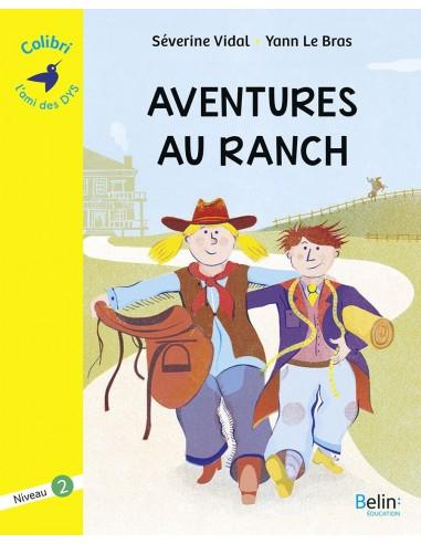 Les Aventures au ranch Niveau 2