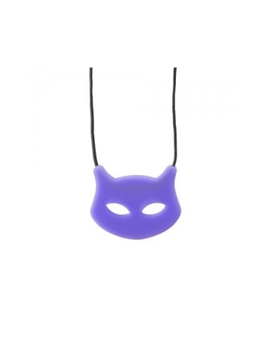 Collier Mastication Chat