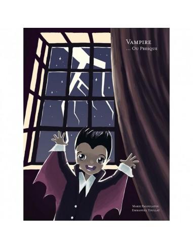 Livre Vampire ou Presque