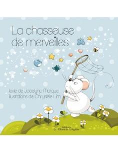 Pack + livre La Chasseuse...
