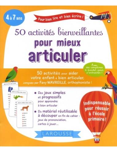 50 activités bienveillantes pour...