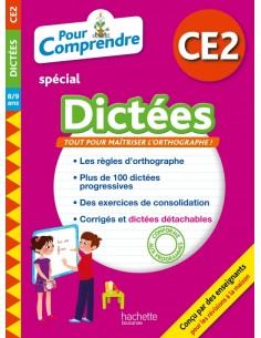 POUR COMPRENDRE DICTÉES CE2
