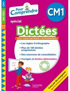 POUR COMPRENDRE DICTÉES CM1