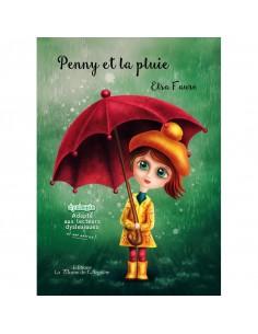Livre Penny et la pluie
