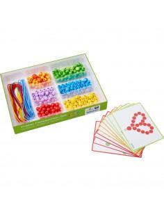 Kit d'enfilage de perles