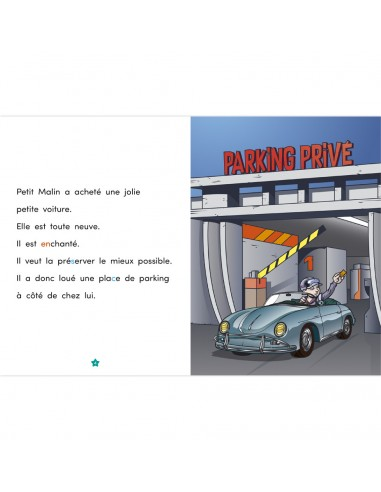 Album « Un parking de rêve »(N°3)