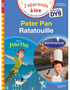 Peter Pan / Ratatouille...