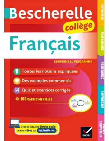 Bescherelle Français Collège (6e, 5e,...
