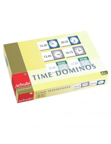 Dominos Du Temps 24 Heures - Schubitrix
