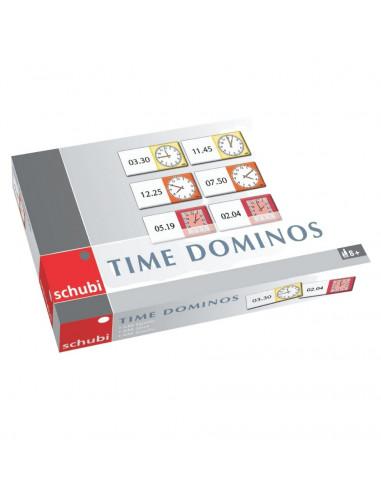 Dominos Du Temps 12 Heures - Schubitrix
