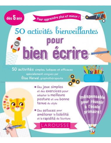 50 activités bienveillantes pour bien...